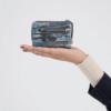 Kép 4/10 - Anekke Iceland-pénztárca Háromrekeszes 11x7x1 cm 33709-010-3