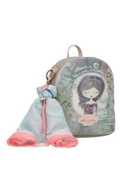 Anekke Mini hátizsák, egy rekeszes-Jane