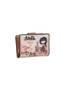 Anekke Arizona pénztárca 14x2x10