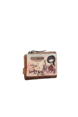 Anekke Arizona pénztárca 12x2x9