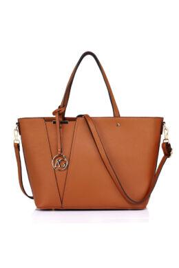 Cintia női táska-barna