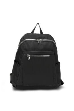 Uniszex hátizsák-fekete
