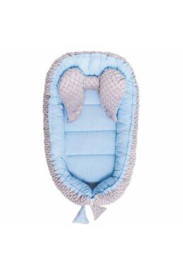 Babafészek Minky Sweet Belisima- kék