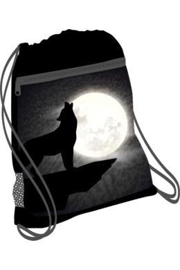 Belmil hálós és zsebes tornazsák 336-91, Wolves Grey