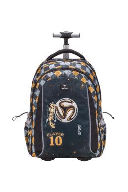 Easy-Go FOOTBALL 10 Trolley és hátizsák 2 az 1-ben