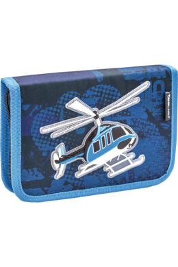 POLICE CAR kihajtható tolltartó 335-74