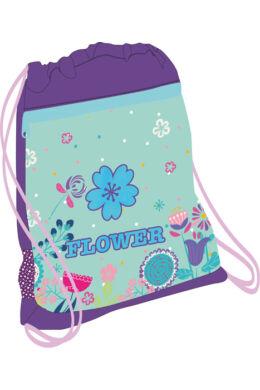 FLOWER MANIA hálós tornazsák 336-91