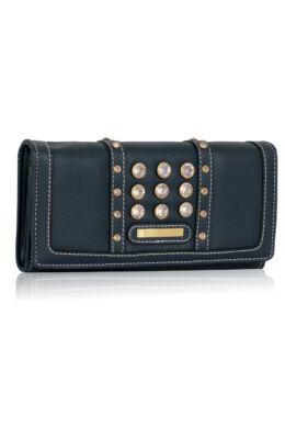 Kristálydekorációs pénztárca