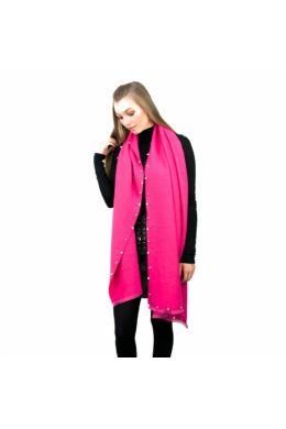 Divatos színes kendő sál- pink