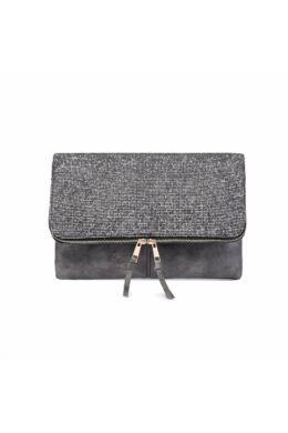 Dora LT1764 alkalmi táska-sötétszürke