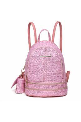 Suzy LT1763 Divatos kis hátitáska-pink