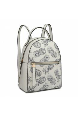 Ananászos hátizsák-fehér
