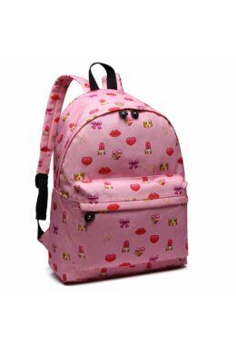 Lena E6701 gyerek hátizsák-rózsaszín