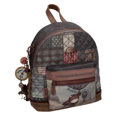 Anekke Miss kisméretű, két rekeszes hátizsák, 22x10x26,5cm