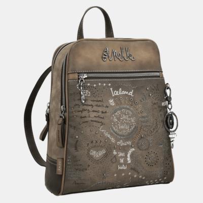 Anekke-rune-hatitaska 25x30x11 cm 33745-158