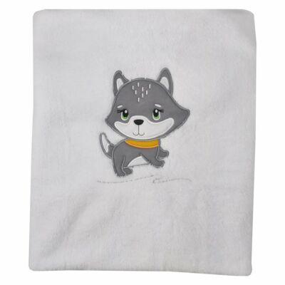 Koala Doggy gyermekpléd - szürke