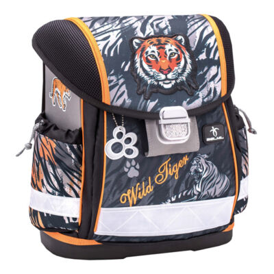Classy WILD TIGER iskolatáska 403-13