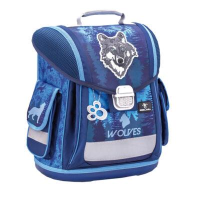 Sporty MOUNTAIN WOLF merev falú iskolatáska 404-5