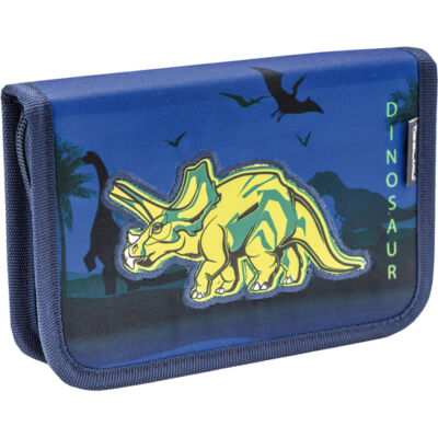 Belmil kihajtható tolltartó  Customize-me DINO TRICERATOPS