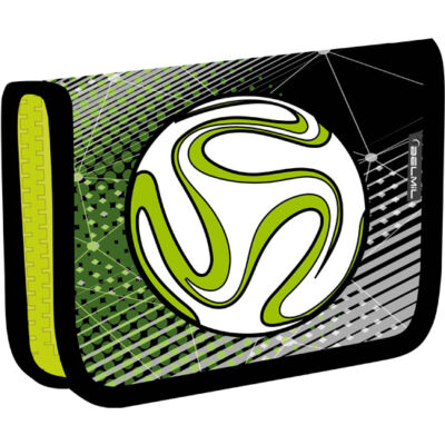 Belmil kihajtható tolltartó  Classy FOOTBALL PLAYER