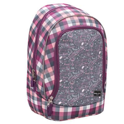 Pack It SAY HELLO merev falú iskolatáska 338-79