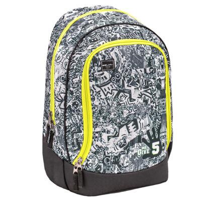 Pack It GIVE ME 5 merev falú iskolatáska 338-79