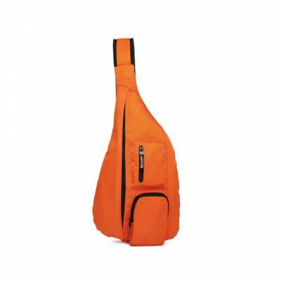 Uniszex oldalhátizsák-narancs