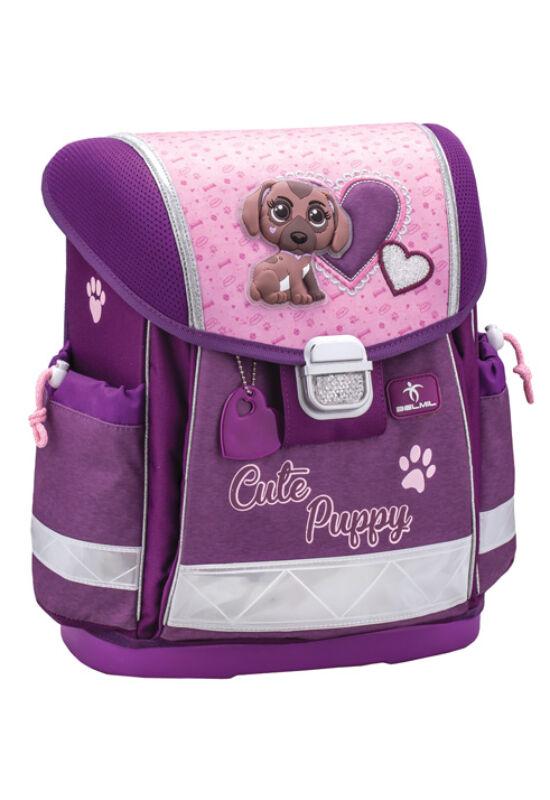 Classy-Cute Puppy merev falú iskolatáska