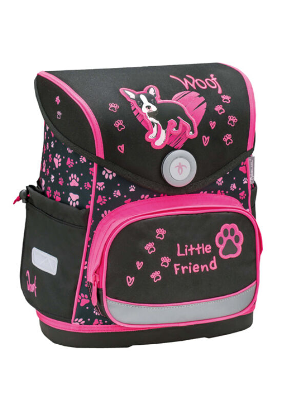 Compact LITTLE FRIEND PUPPY merev falú iskolatáska 405-41