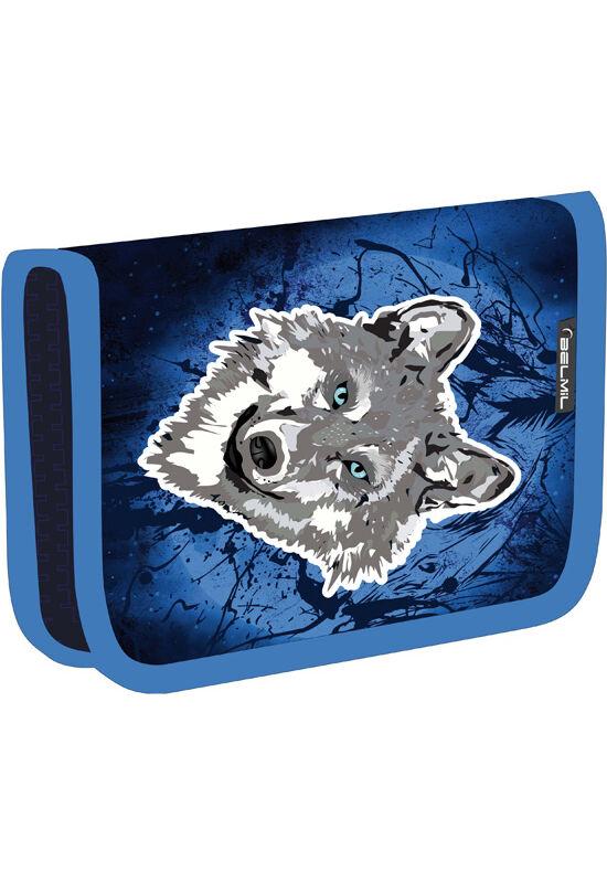 MOUNTAIN WOLF kihajtható tolltartó