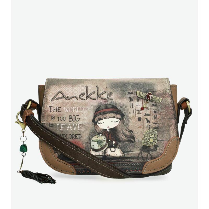 Anekke Egypt nyeregtáska 20,5X6X14,5cm