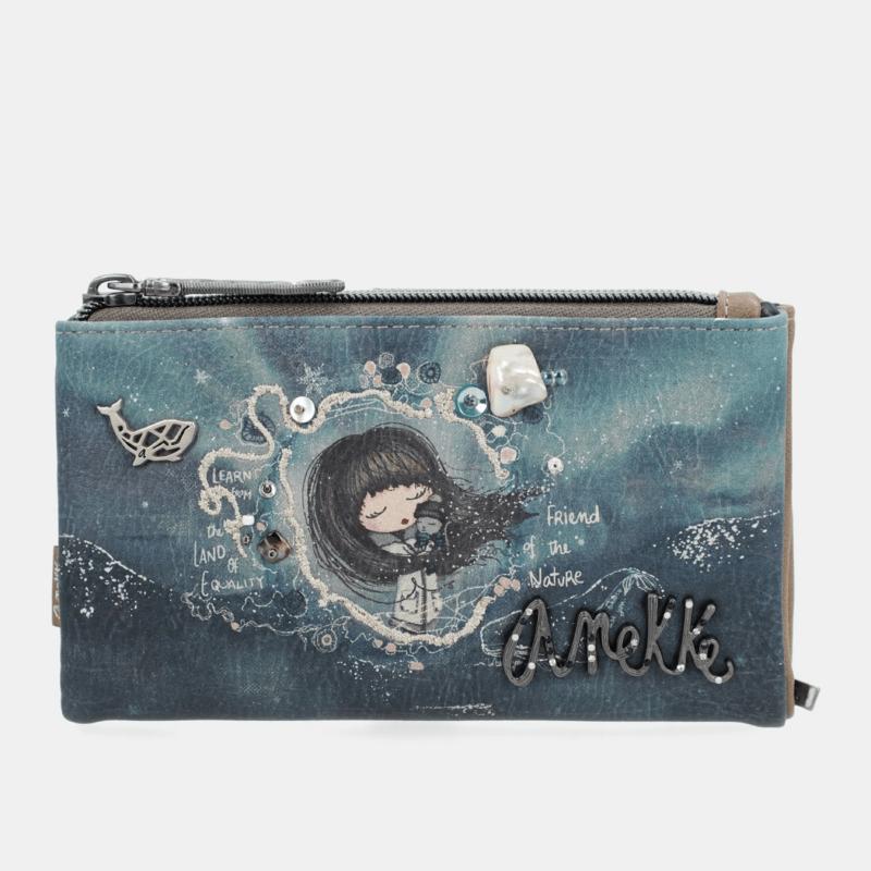 Anekke Iceland pénztárca 18x10x2 cm 33709-907