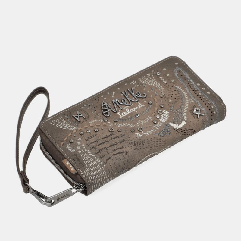 Anekke-rune pénztárca Csuklópánttal 20,5x10x2 cm 33749-908