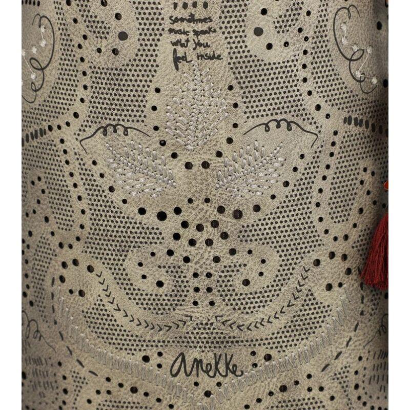 Anekke Mexico Válltáska Music Kollekció 26x31x15 cm
