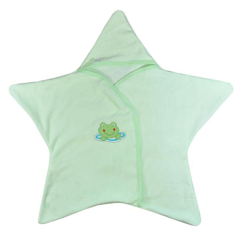 Gyermek kifogó Koala Nice Star - zöld