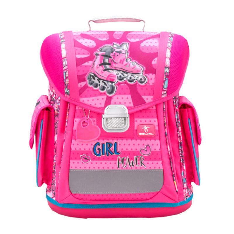 Sporty GIRL POWER merev falú iskolatáska 404-5