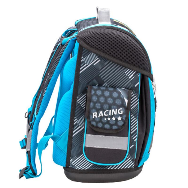 Sporty RACING merev falú iskolatáska 404-5