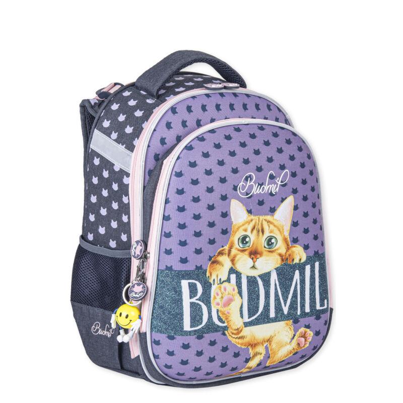 Budmil ergonómiai iskolatáska Cicás-1