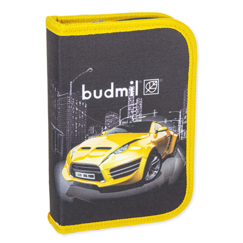 Budmil tolltartó Sárga autós