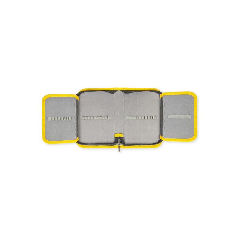 Budmil tolltartó Sárga autós-2