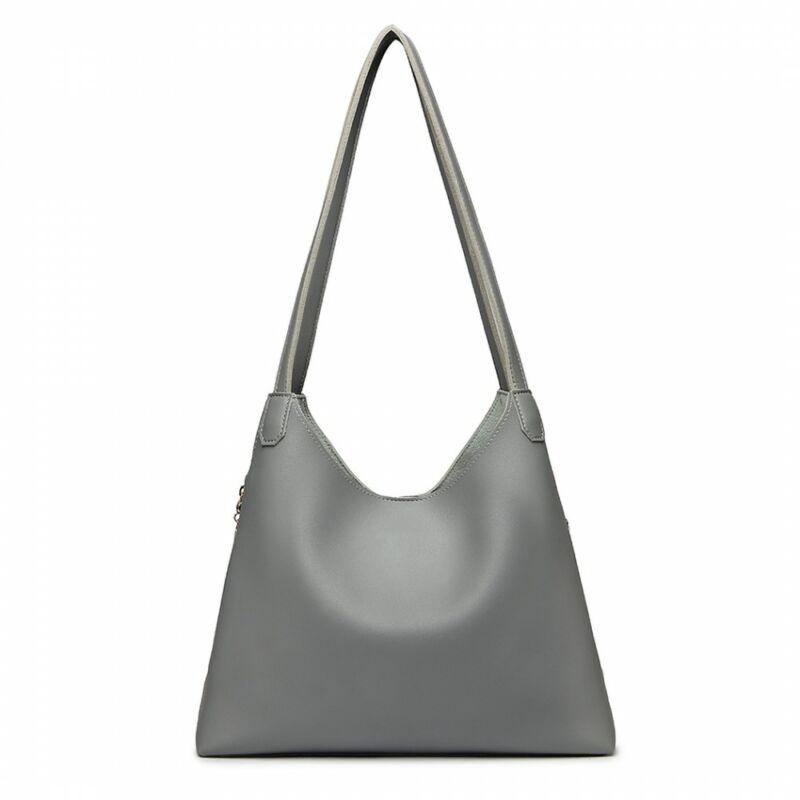 Florence E6835 4 részes női táskaszett-Szürke