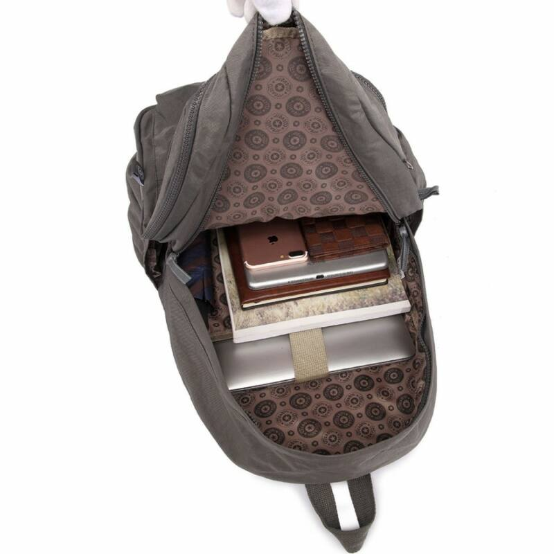 Vízálló hátizsák E1733-szürke